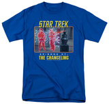 Star Trek - The Changeling T-shirts