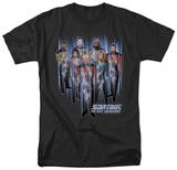 Star Trek - Next Generation - Beam Us Up T-shirts