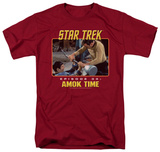 Star Trek - Amoke Time T-shirts