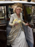 Wedding of HRH Prince Charles and Camilla Parker Bowles Photographic Print
