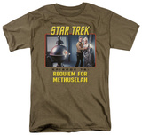Star Trek - Requiem for Methuselah T-shirts