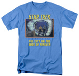 Star Trek - Edge of Forever T-shirts