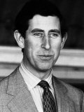 Prince Charles May 1983 Photographic Print