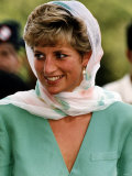 Princess Diana Photographic Print