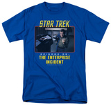 Star Trek - The Enterprise Incident T-shirts