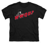 Youth: Star Trek - Next Generation - WWQD T-shirts