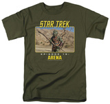 Star Trek - Arena T-shirts