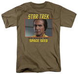Star Trek - Space Seed T-shirts
