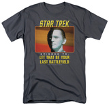Star Trek - Last Battlefield Shirts