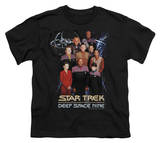 Youth: Star Trek - Deep Space Nine Crew T-shirts