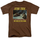 Star Trek - Devil in the Dark T-shirts