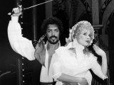 Pirates of Penzance Play 1982, Starring Tim Curry and Pamela Stephenson Photographic Print