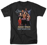 Star Trek - Deep Space Nine Crew T-shirts