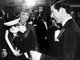 Julie Andrews Actress Wife of Pink Panther Film Director Blake Edwards Photographic Print