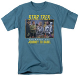 Star Trek - Journey to Babel T-shirts