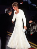 Diana Princess of Wales September 1996 Photographic Print