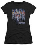 Juniors: Star Trek - Next Generation - Beam Us Up T-shirts