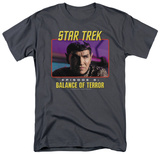 Star Trek - Balance of Terror T-shirts