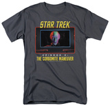 Star Trek - The Corbomite Maneuver Shirts