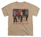 Youth: Star Trek - Red Shirt Blues Shirts
