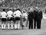 F.A. Cup Final, Manchester City vs. Tottenham Hotspur (1-1), May 1981 Photographic Print
