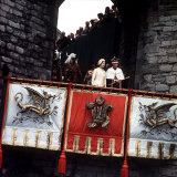 Investiture of Prince Charles as Prince of Wales at Queen Eleanor's Gate Caernarvon Castle Photographic Print