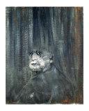 Head, c.1949 ポスター : フランシス・ベーコン