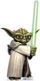 Yoda  - Clone Wars Stand Up