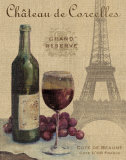 Travel Wine I Posters