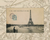 Destination Paris II Prints by Hugo Wild