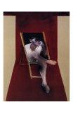 Study for a Portrait of John Edward, c.1989 高品質プリント : フランシス・ベーコン