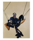 Tryptique, c.1970 Art by Francis Bacon
