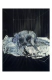 Two People, c.1953 Prints by Francis Bacon