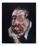 Head no. 3, c.1961 ポスター : フランシス・ベーコン