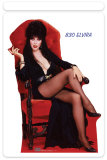 Elvira  Chair Cardboard Cutouts