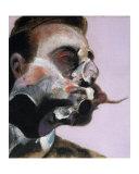 Etude de George Dyer, c.1969 Poster af Francis Bacon