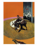 Etude Pour une Corrida No. 1, c.1969 Art by Francis Bacon