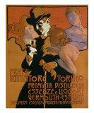 Fratelli Rittatore Torino Posters by Adolfo Hohenstein