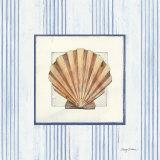Sanibel Shell I Kunstdruck von Avery Tillmon