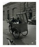 Baiser Blotto, c.1950 Póster por Robert Doisneau