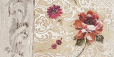 Fleurs Neoclassique I Posters by Hélene Simon