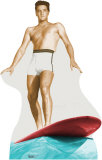 Elvis Surfing Lifesize Standup Cardboard Cutouts