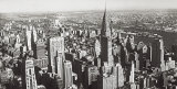 View of Midtown Manhattan, New York City, c.1933 Poster