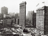 The Flatiron Building, New York City, c.1916 Print