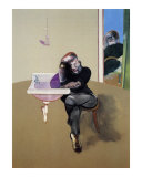 Self-Portrait, c.1973 Print by Francis Bacon