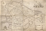 Citta di Venezia, 1729 Plakater af Ludovico Ughi