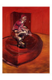 Study of Pope Innocent X, c.1962 Poster by Francis Bacon