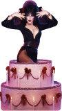 Elvira - Cake Lifesize Standup Cardboard Cutouts