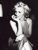 Marilyn Monroe Hollywood 1952 Art by Anonymous