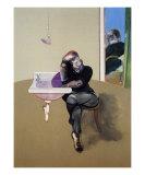 Self-Portrait, c.1973 高画質プリント : フランシス・ベーコン